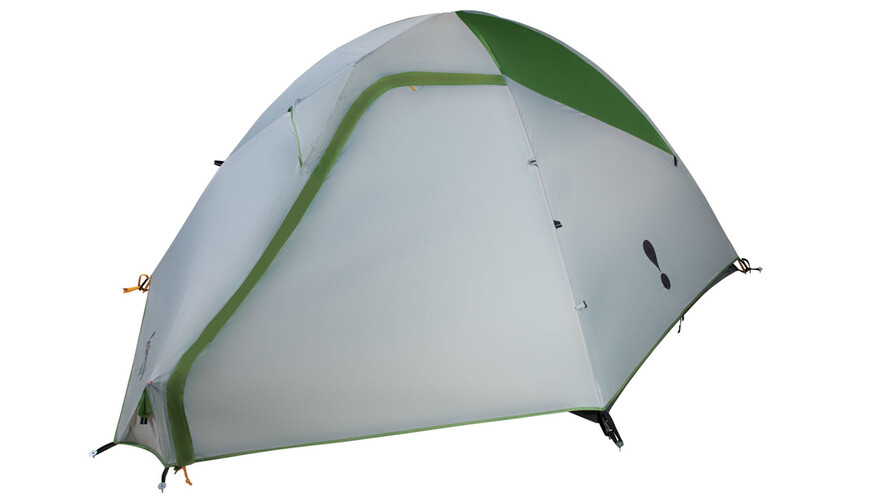 Eureka! KeeGo 3 Tent silver/piquant green